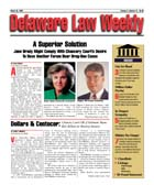 Legal Magazines & Periodicals Delaware Law Weekly