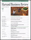 Legal Magazines & Periodicals Harvard Business Review