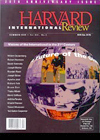Legal Magazines & Periodicals Harvard International Review