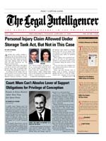 Legal Magazines & Periodicals Legal Intelligencer (Daily) (PA), The