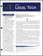 Legal Magazines & Periodicals Legal Tech